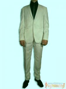 Белый свадебный костюм GIOBERTI
