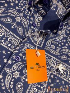 Рубашки ETRO различных расцветок