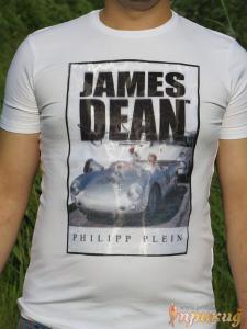 Футболка 3D JAMES DEAN от PHILIPP PLEIN