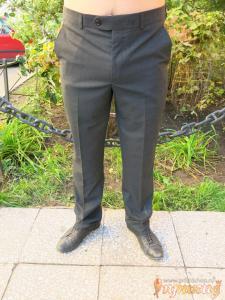 """Темно-серые брюки """"Madlen"""""""