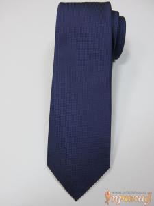 Фиолетовый галстук в мелкие квадратики