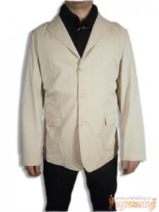 Пиджак молочного цвета ALEXANDER GARDI