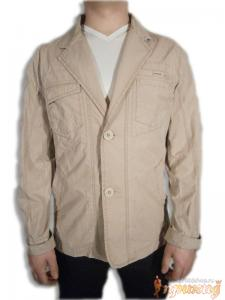 Бежевый пиджак SANTORYO