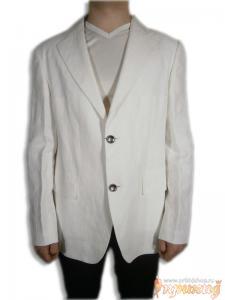 Белый пиджак GIOVANNI FABRONI
