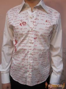 Рубашка романтика
