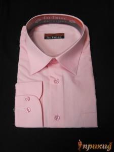 Рубашка розовая Del Pierro